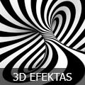 3d efektas