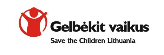gelbekit_vaikus_logo