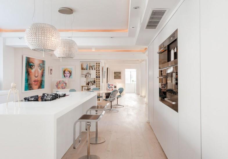 Un-magnifique-loft-appartement-londonien-7-785x547