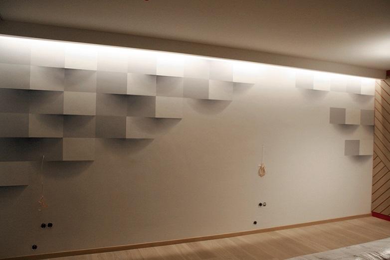 Sienų tapyba: 3D realizmas